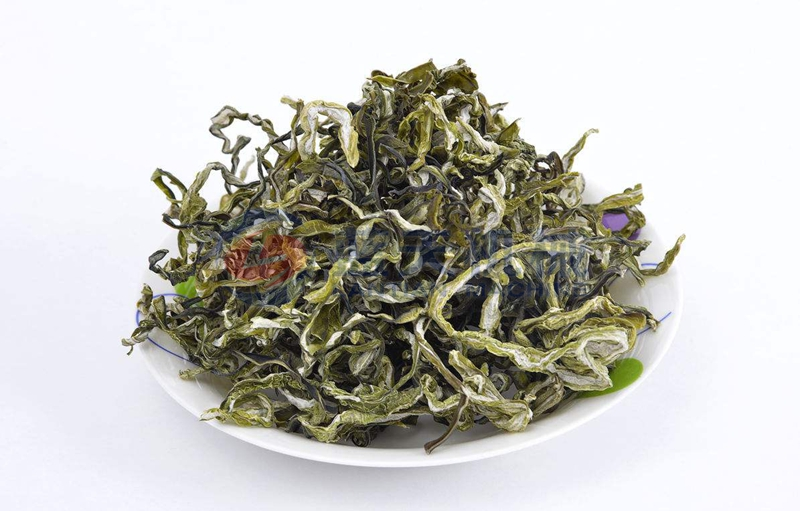 seaweed drying effect