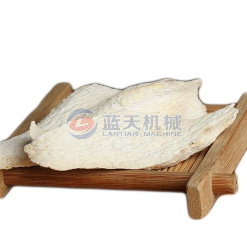 yam dryer drying effect