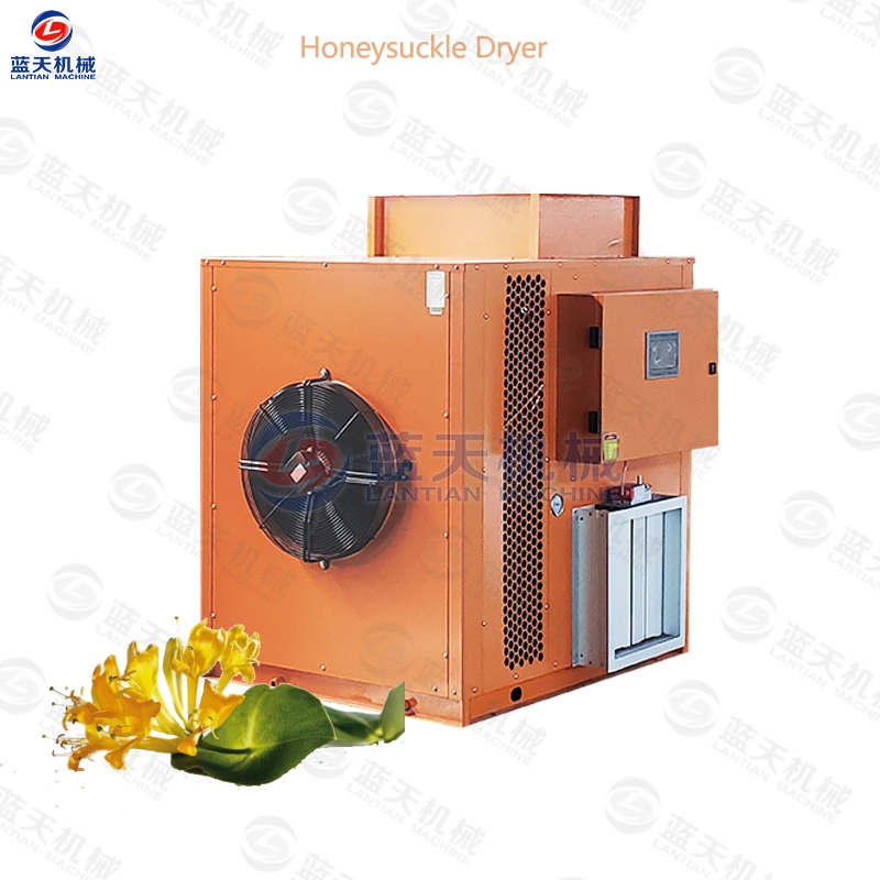 Honeysuckle dryer