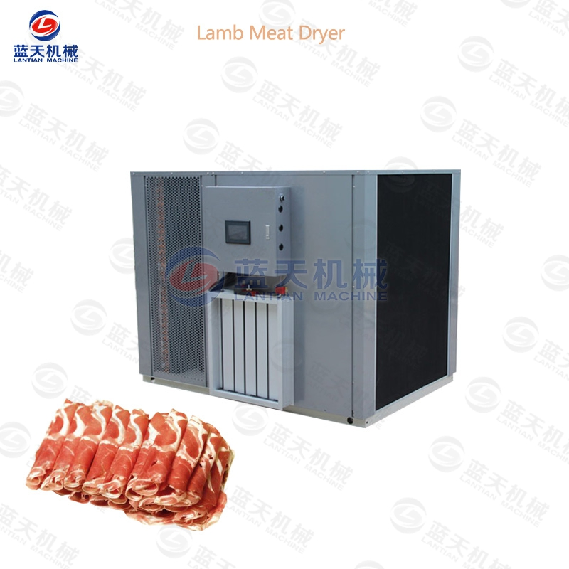 Lamb meat dryer