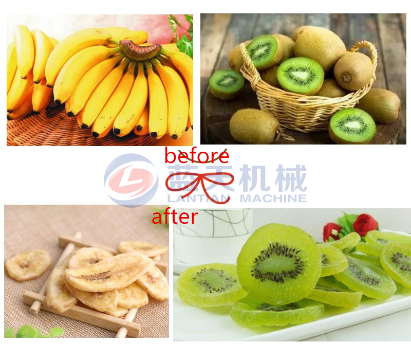 Other fruits are dried using pineapple dryer