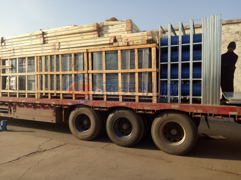 prune dryer packaging and transportation