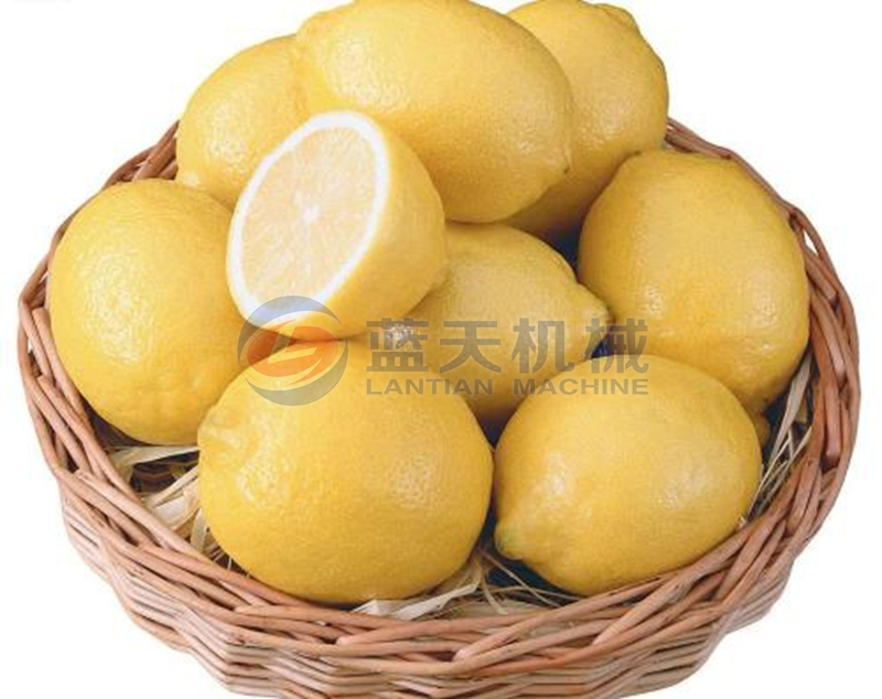 lemon washing machine wash effect