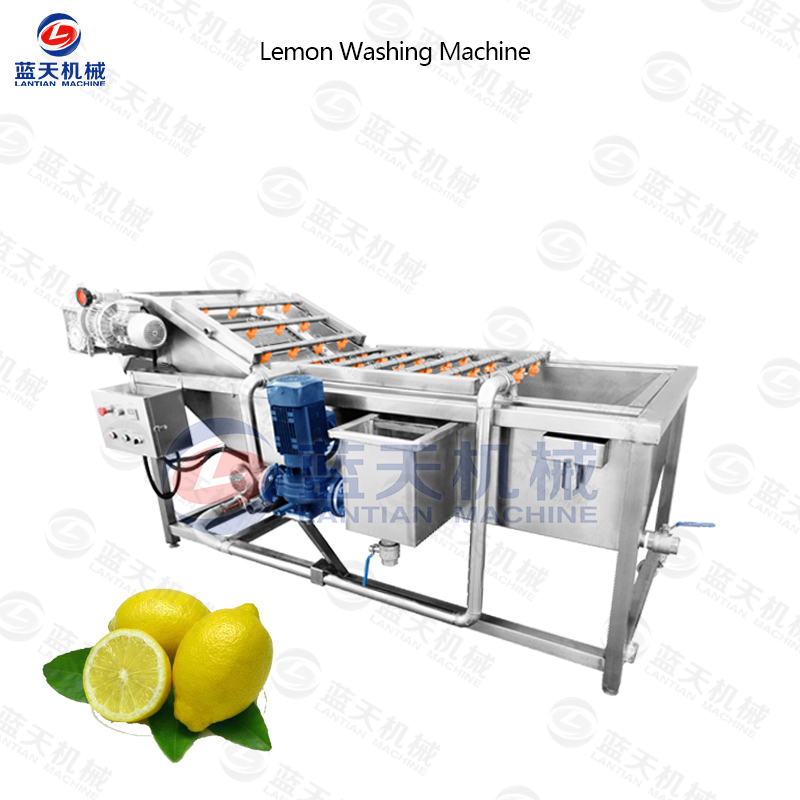 lemon washing machine