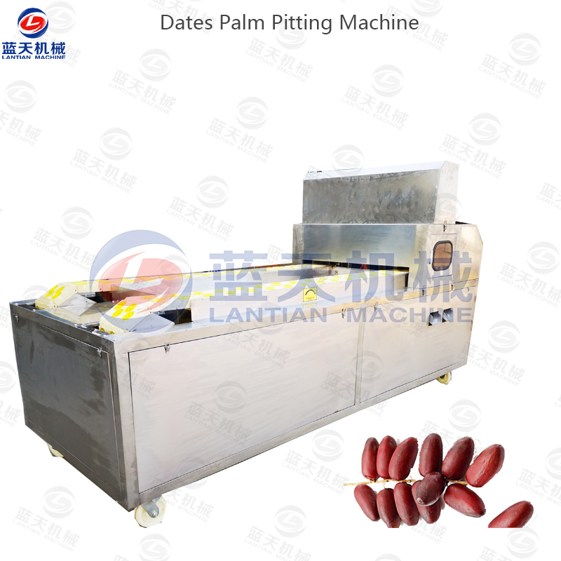 Dates Palm Pitting Machine