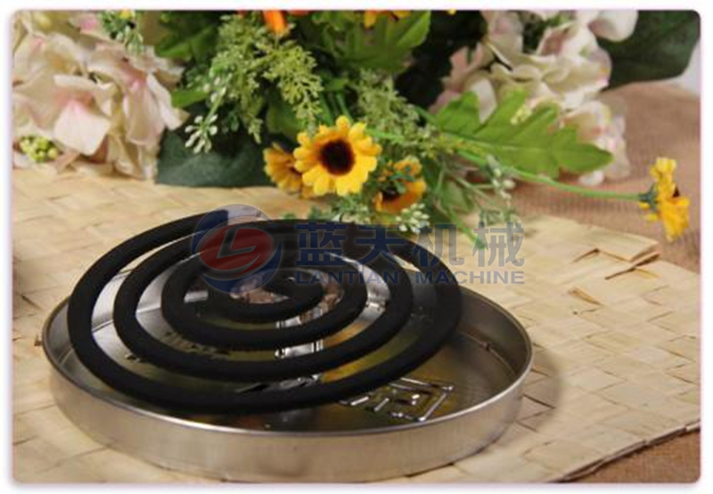 mosquito coil dryer drying effect