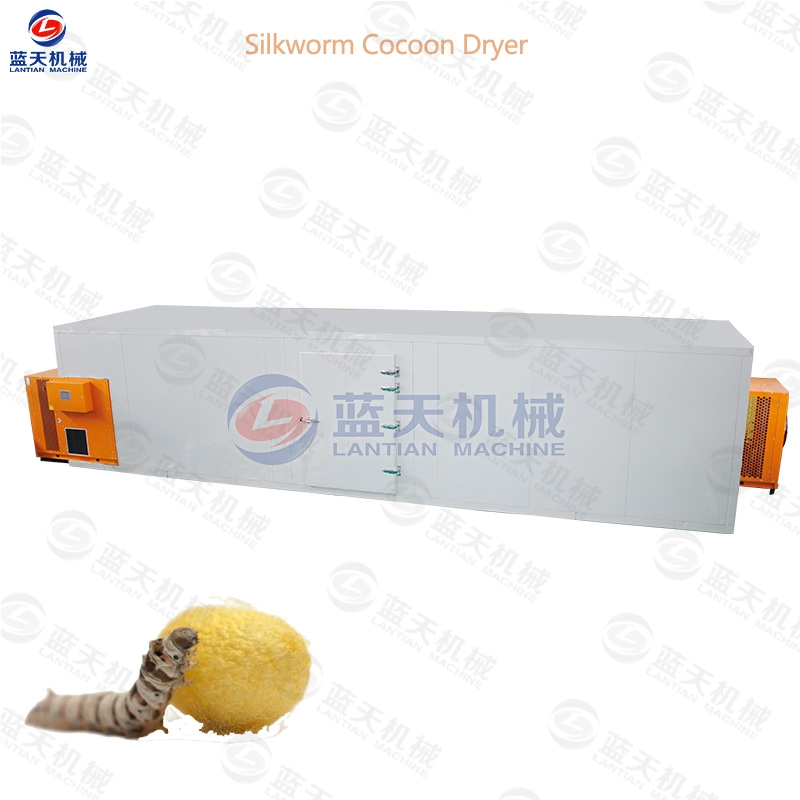 Silkworm Cocoon Dryer